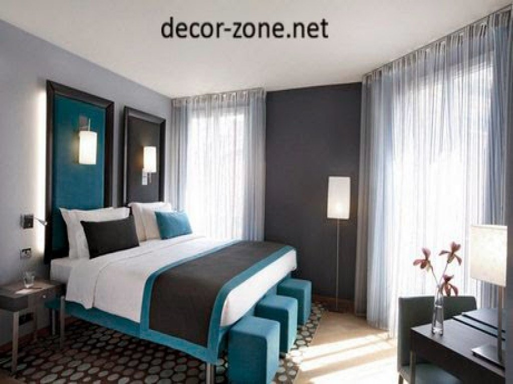 Best Gray Blue Bedroom Blue And Gray Bedroom Paint Color With Pictures