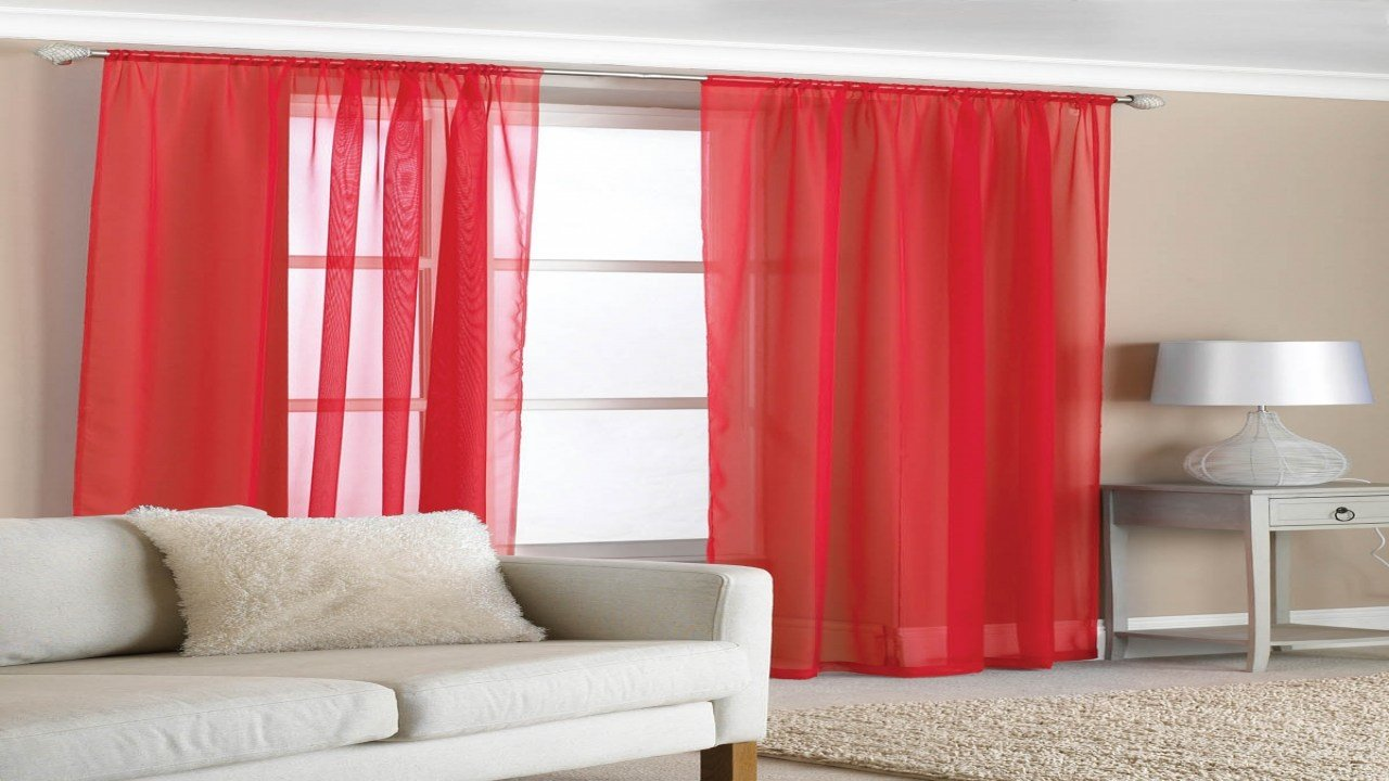 Best Red Curtains Bedroom Red Bedroom Decorating Ideas Red With Pictures