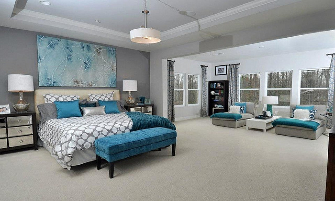 Best Teal Bedrooms Grey And Teal Pattern Light Teal And Gray With Pictures
