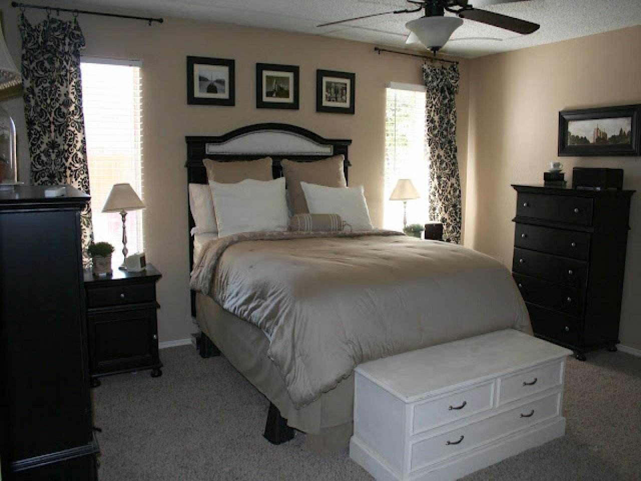 Best White And Beige Bedroom Black White And Beige Bedroom With Pictures