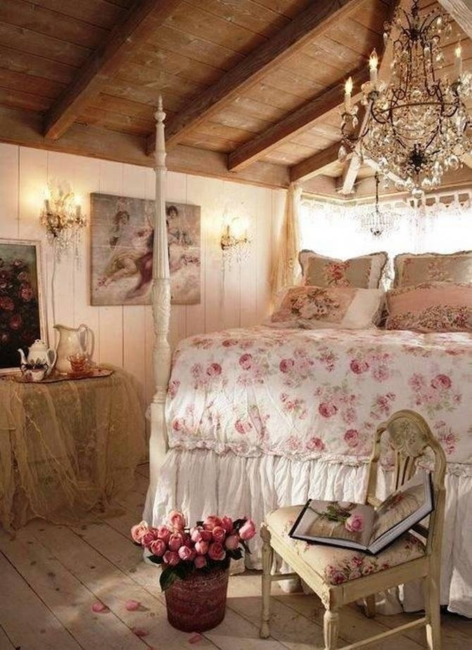 Best Rustic Pretty Floral Bedroom Pictures Photos And Images With Pictures