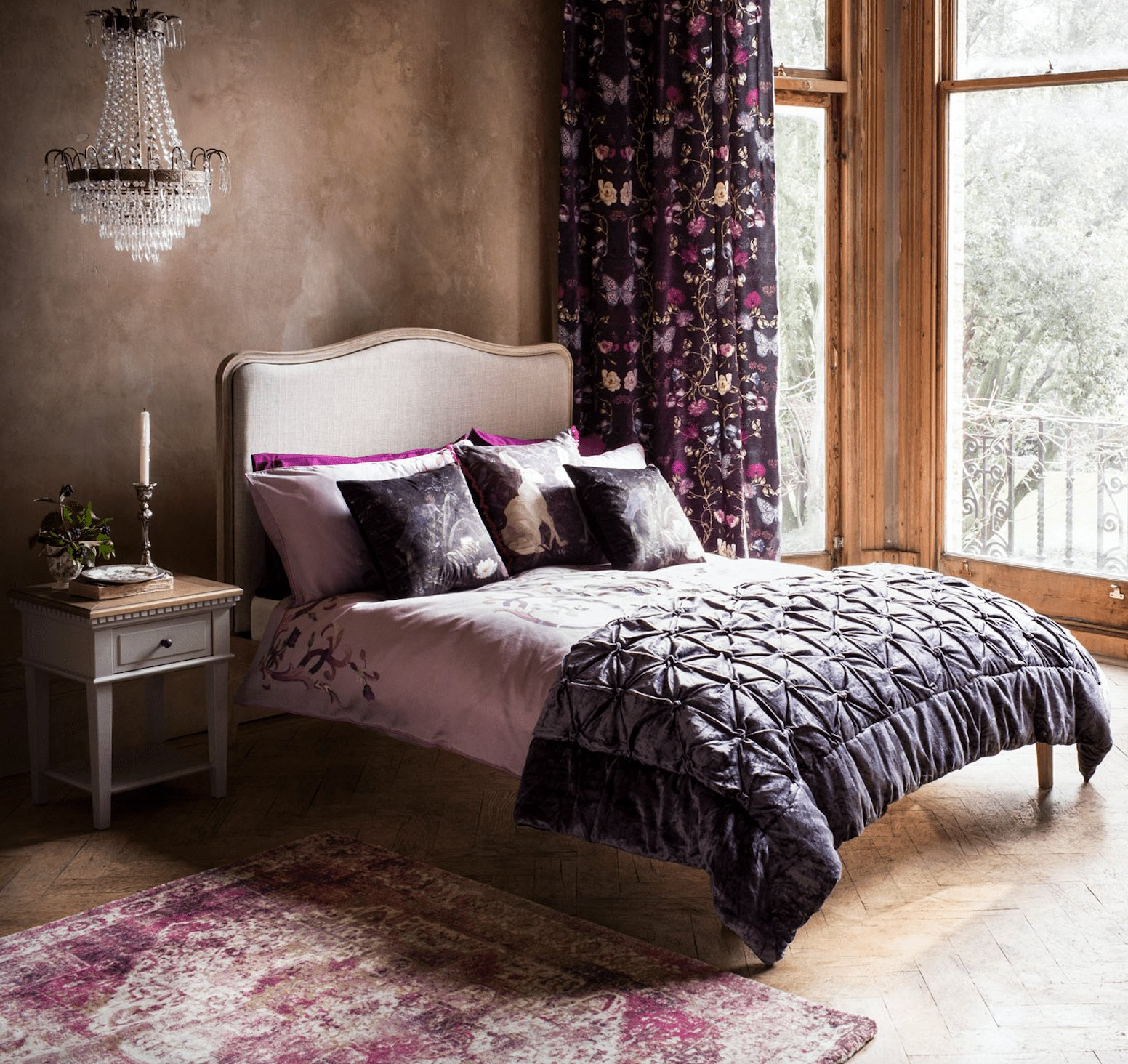 Best Cool Inspirations Calming Bedrooms Romantic Vintage With Pictures
