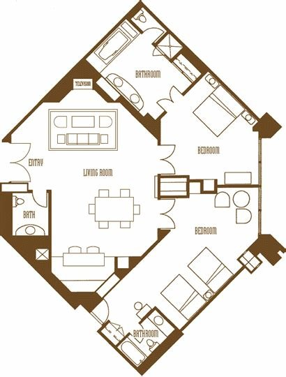 Best Mirage Rooms And Suites With Pictures