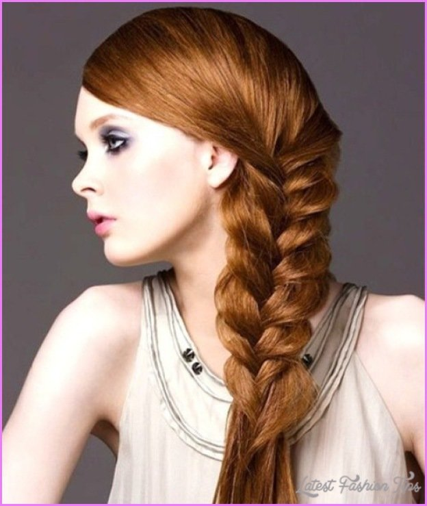 Free Quick Easy Hairstyles For Thick Hair Latestfashiontips Com Wallpaper
