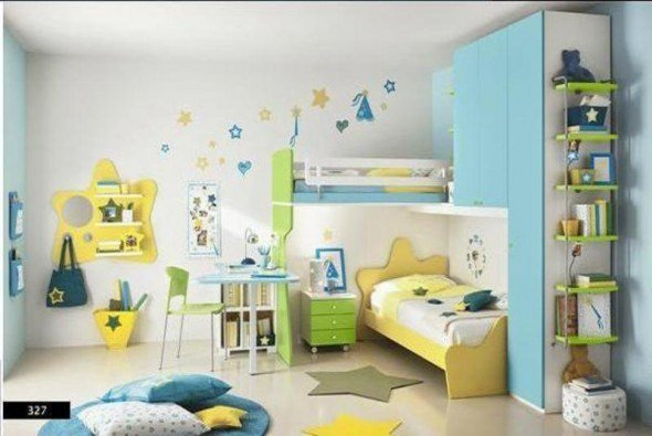 Best Kids Bedroom Solution For A Minimal Spaced House Modernholic With Pictures