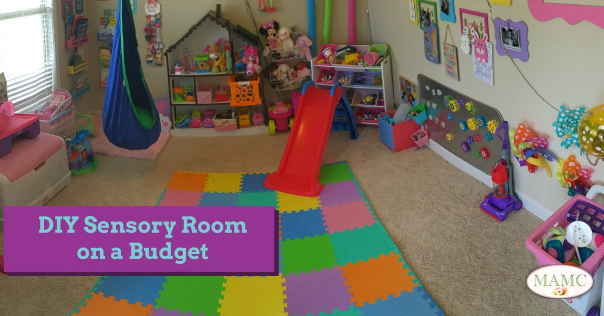 Best Diy Sensory Room On A Budget My Atlanta Moms Club With Pictures