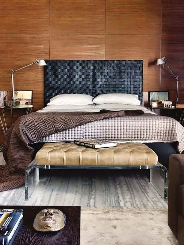 Best Trendy Bachelor Pad Ideas – Stylish Bedroom And Living With Pictures