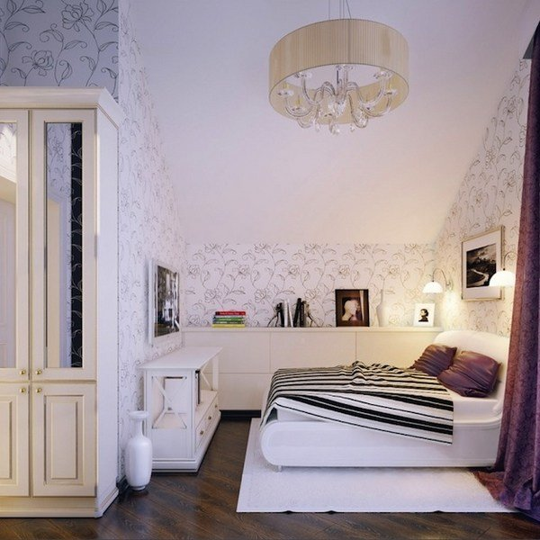 Best Glamorous And Stylish Bedroom Ideas For Teenage Girls With Pictures