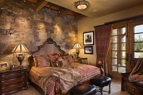 Best Interior Stone Wall Ideas – Design Styles And Types Of Stone With Pictures
