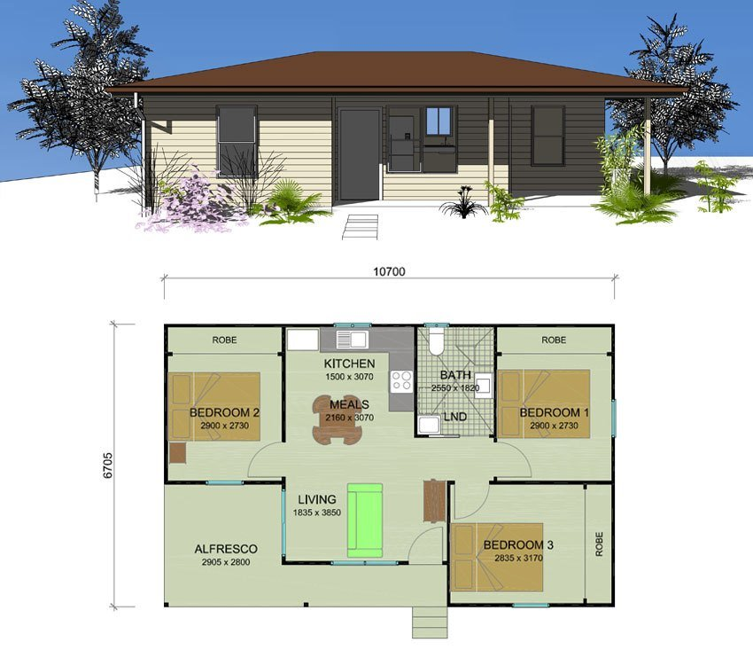 Best Bottlebrush Granny Flat Plans 1 2 3 Bedroom Granny With Pictures