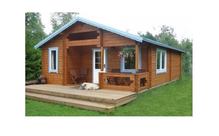 Best 2 Bedroom Outdoor Wooden House Canadian Spruce Without With Pictures