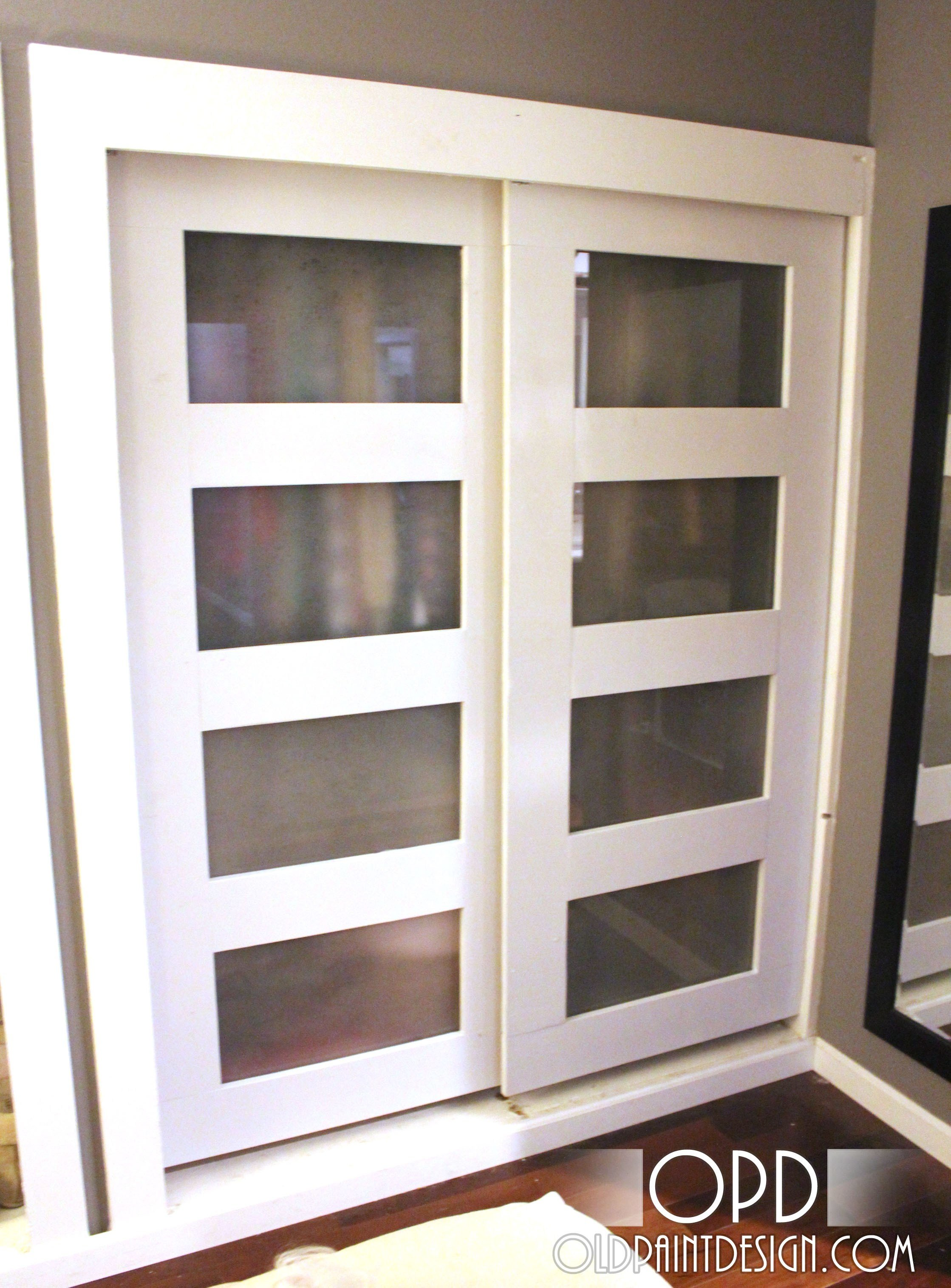 Best Modern Closet Doors Old Paint Design With Pictures
