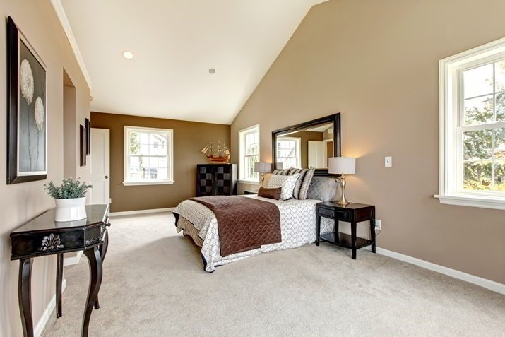 Best Choosing A Carpet For A Bedroom Perfect Flooring With Pictures