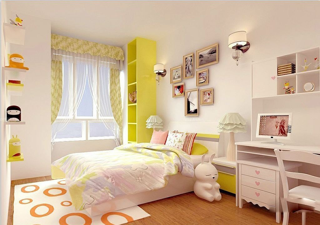 Best Small Bedroom Design For Girl With Pictures