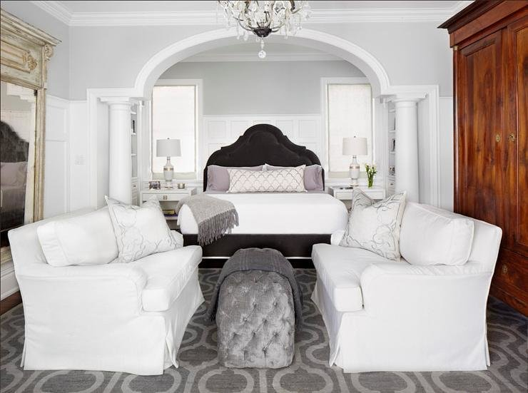 Best Excotic Cottage Bedroom Furniture Features White Bedding With Pictures