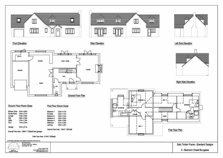 Best Twyford 4 Bedroom Chalet Design Solo Timber Frame With Pictures