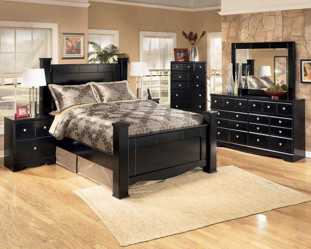 Best Ashley Shay Bedroom Set Home Furniture Design With Pictures
