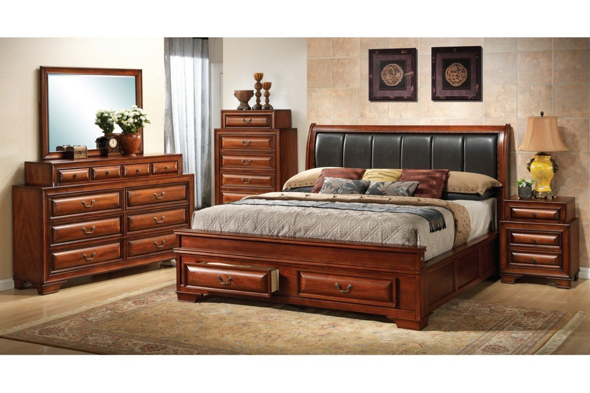 Best Cheap King Size Bedroom Furniture Sets Home Furniture Design With Pictures