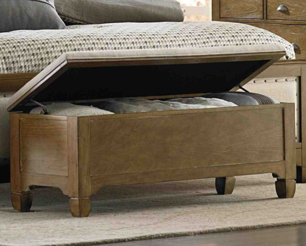 Best Bedroom Storage Bench Seat Home Furniture Design With Pictures