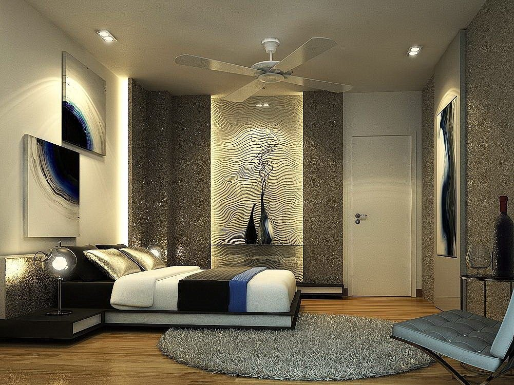 Best Small Modern Bedroom Decorating Ideas Interior Design With Pictures