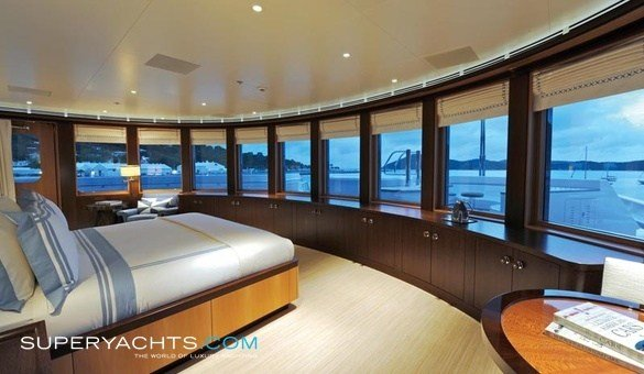 Best Tv Lurssen Yachts Motor Yacht Superyachts Com With Pictures
