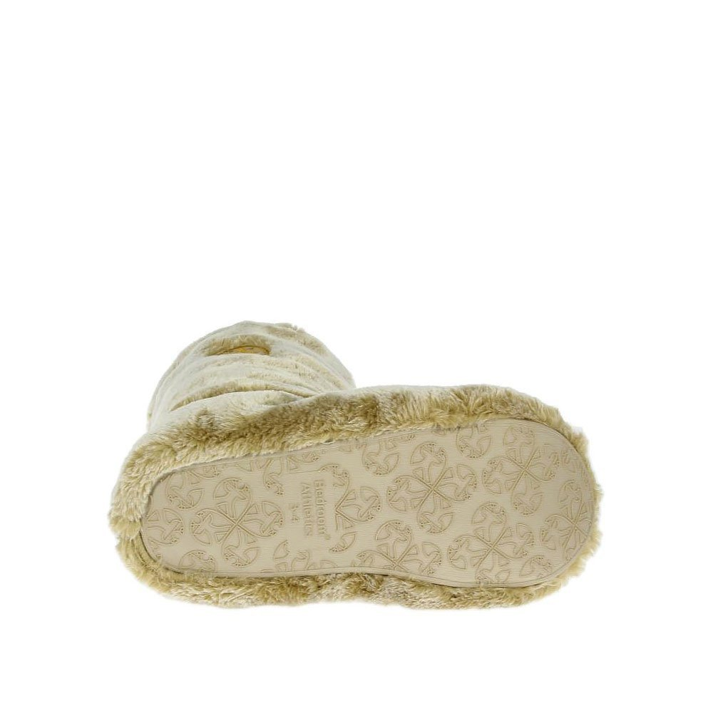 Best Bedroom Athletics Womens Holly Slippers Gold Free Delivery With Pictures