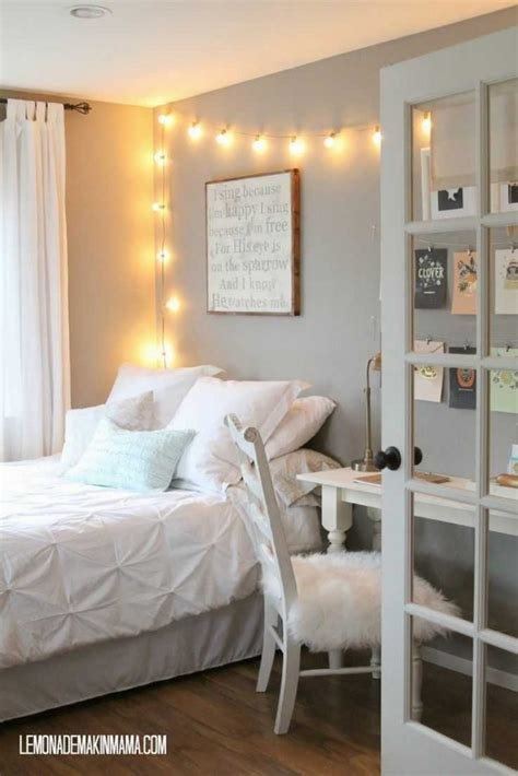 Best String Light Bedroom Cute Hanging – Shareitforpcguide With Pictures