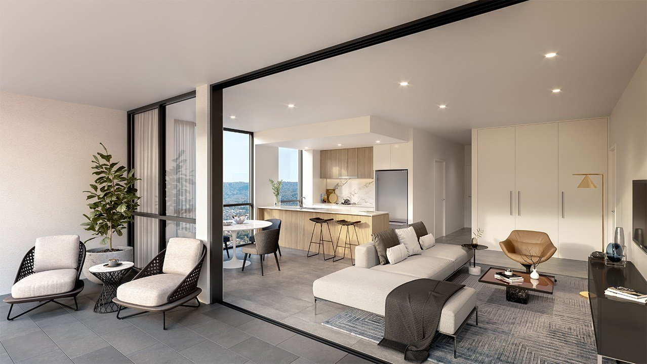 Best Skye Wollongong Brand New 1 And 2 Bedroom Apartments With Pictures