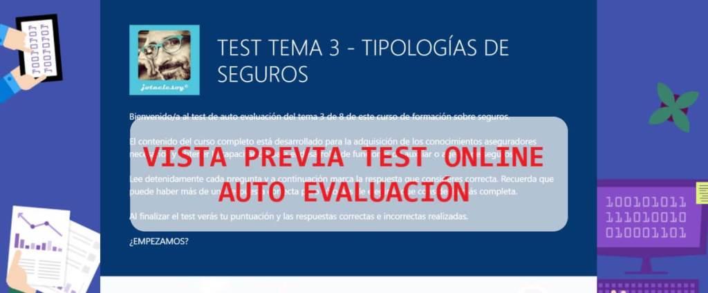 VISTA PREVIA TEST TIPOLOGÍA DE SEGUROS FORMATO MICROSOFT