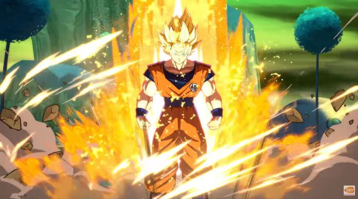 Dragon Ball FighterZ Closed Beta