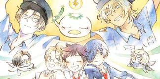 sarazanmai anthology manga