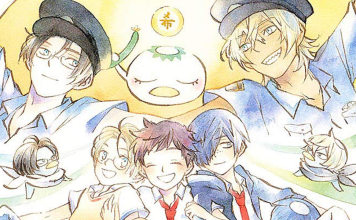 sarazanmai anthology manga