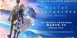 Violet Evergarden: The Movie