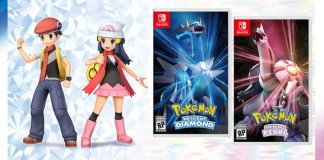 Pokémon Diamond