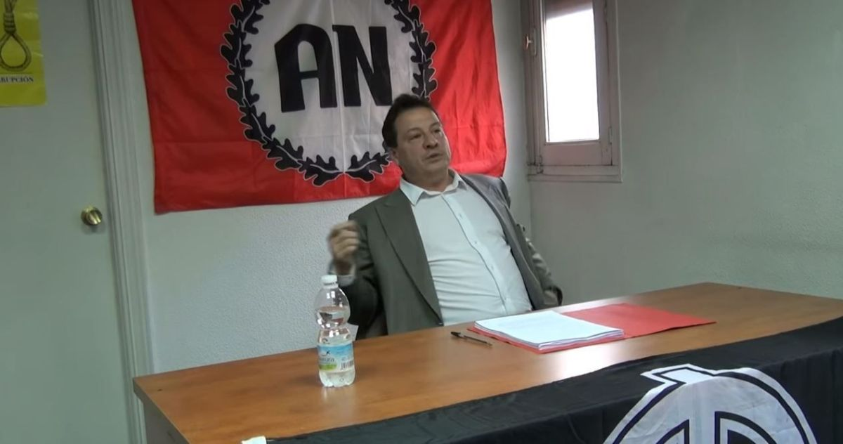 """Primera baja en Vox. Fernando Paz renuncia y denuncia """"cacería mediática inspirada por la izquierda"""""""