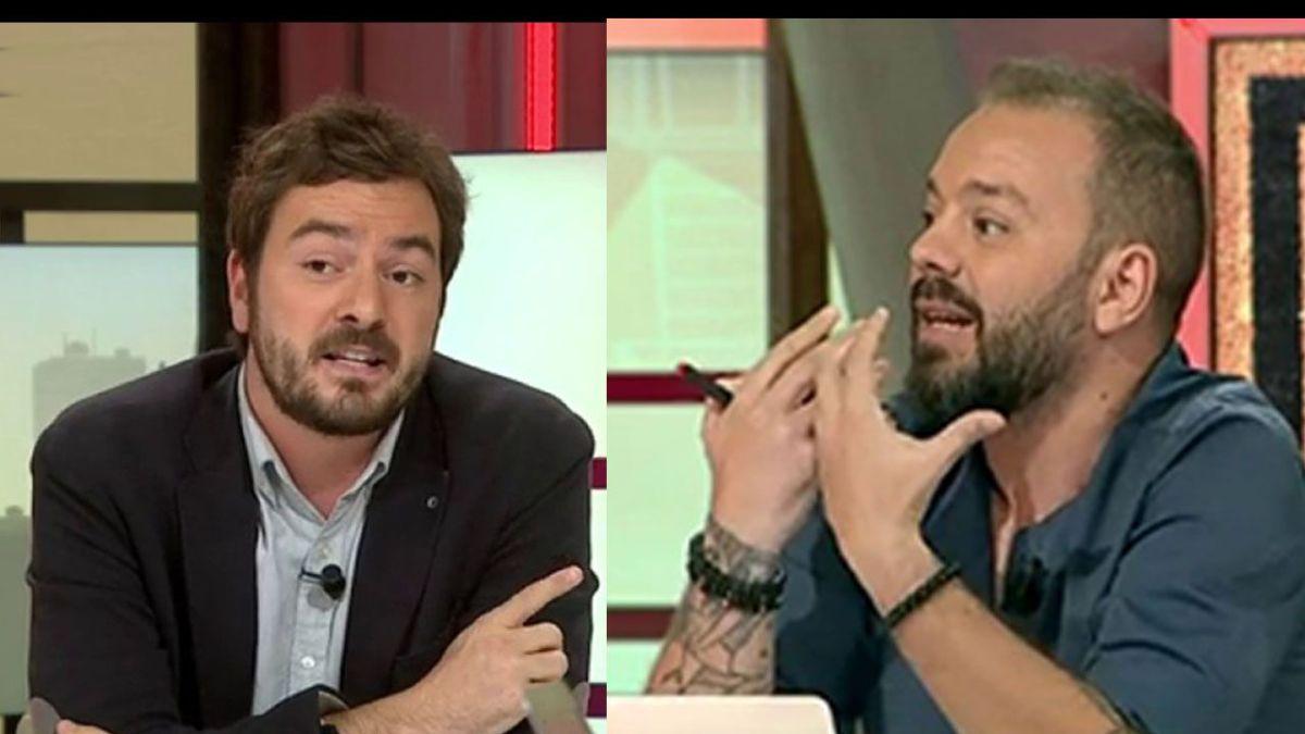 """""""Joder"""". Antonio Maestre le hace la mejor tirada a Jorge Bustos"""