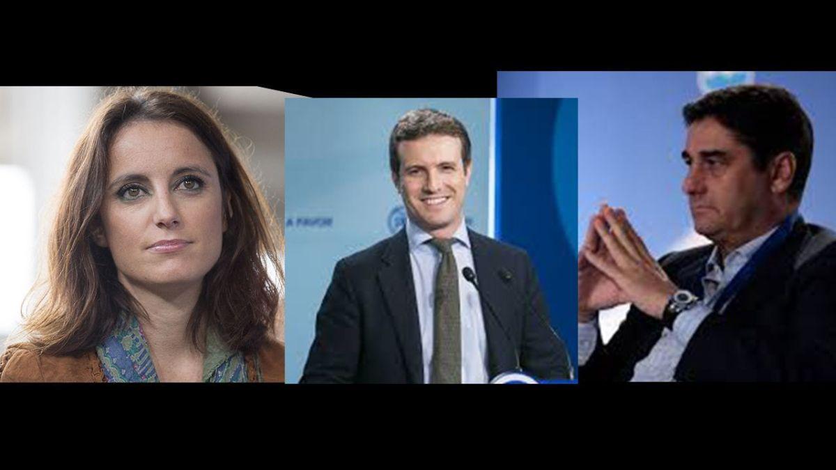 """La jugada de """"perro viejo"""" del PP con Andrea Levy impide que Echániz sea imputado por la Lezo"""