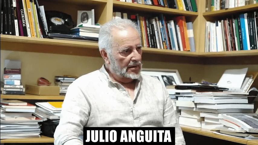 """""""Esto es una guerra. Se han hecho barbaridades en nombre de la creación de empleo"""". Julio Anguita reaparece"""