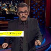 VÍDEO | Buenafuente señala a los culpables tras la sentencia del procés con un discurso viral