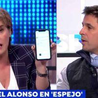 Vídeo | Rifirrafe y repaso de Anabel Alonso a Fran Rivera por sus polémicas palabras sobre la mujer que se quitó la vida tras la difusión de un vídeo privado