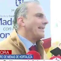 Vídeo | Ortega Smith pierde los papeles al ser preguntado si condena el ataque con una granada al centro de menores