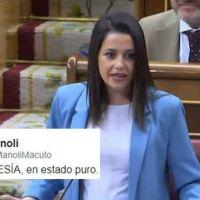 """La hipocresía de Inés Arrimadas con la ultraderecha: """"El racismo es veneno"""" (a no ser que los necesites para gobernar)"""