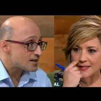 "Jesús Vidal ""barre"" a Cristina Pardo por su insidiosa pregunta sobre el lenguaje inclusivo"