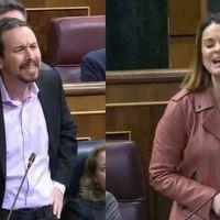 """Vídeo: """"Que estemos hablando de niñas prostituidas en Baleares y ustedes se descojonen revela el nivel moral"""". Pablo Iglesias"""