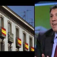 Joaquim Bosch retrata la hipocresía con los sanitarios de los patriotas que se suben al carro de los plausos desde el balcón