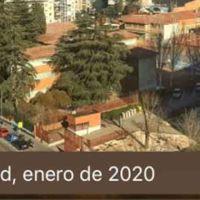 Medio Ambiente: Madrid antes y después de parar la actividad económica no esencial
