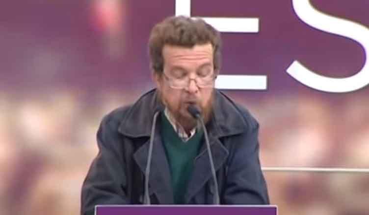 Javier Iglesias denunciará a Cayetana Álvarez de Toledo