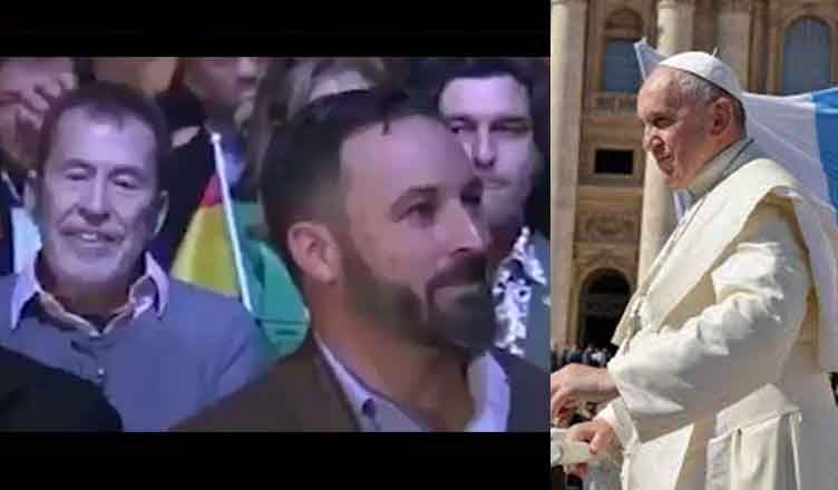 Sanchez Dragó llama podemita y Yihadista al Papa