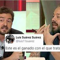 Antonio Maestre se cruza con otro dato erróneo de Jorge Bustos, y se lo hace saber