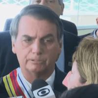"""""""Justiça divina"""". El presidente de Brasil Jair Bolsonaro contagiado de COVID-19"""